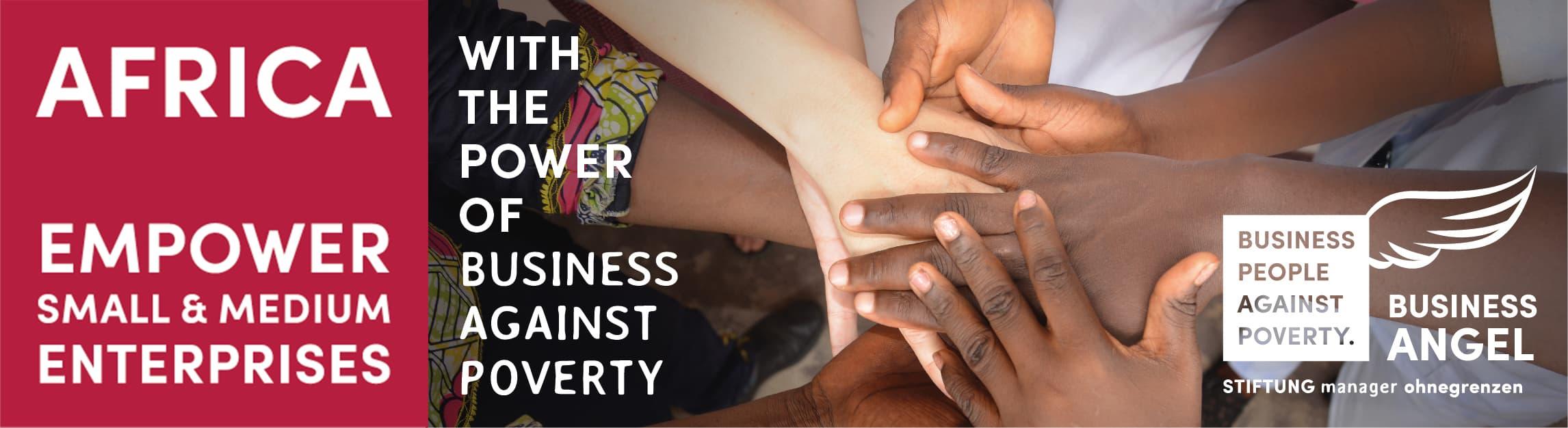 AFRICA - empower small & medium enterprises