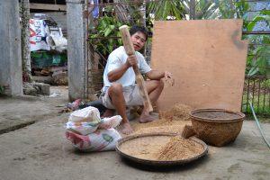Asien traditionlles Essen