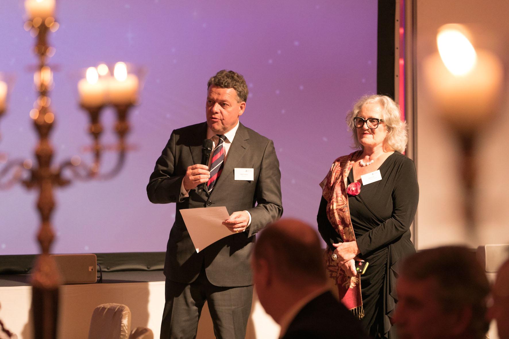 Helene Pröelss Veranstaltung Redner