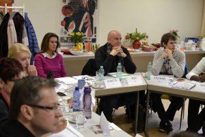 """Intensivseminar """"chances & challenges"""" @ Stiftung managerohnegrenzen"""
