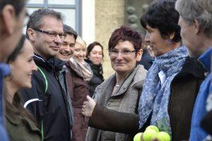 """Intensivseminar """"basic & change"""" @ Stiftung managerohnegrenzen"""