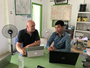 Manager ohne Grenzen in Kambodscha