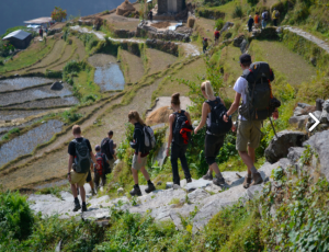 GAP Nepal Tourismus Projekt