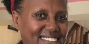 Helene Niyonsavye Country Coordinator Burundi