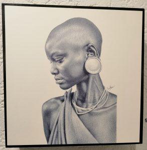 Enam Bosokah - Woman