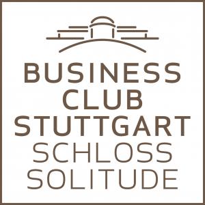 Logo Business Club Stuttgart Schloss Solitude
