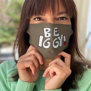 Be Iggy Schutzmaske in khaki
