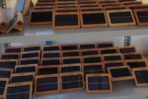 IMECE Solar Age Project - Produktion