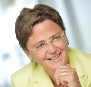Stiftungsrätin Uta-Micaela Dürig