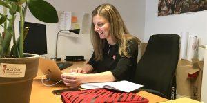 Die Arbeit der Stiftung managerohnegrenzen wird im Kick-off zur Online-Beratung vorgestelllt