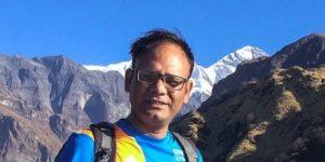 Anish Neupane Country Coordinator Nepal