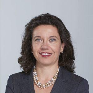 Stiftungsrätin Regina Brückner
