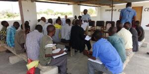 Cooma Chiefdom: Umfrage unter den Projektmitarbeitern