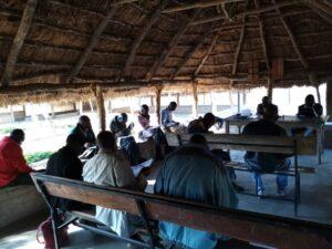 Cooma Chiefdom: die Ausbildung im neuen Trainings-Zentrum beginnt