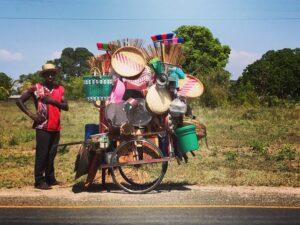 Tansania - kreativer Einzelhandel